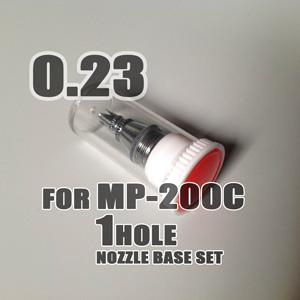 画像3: MP-200C (S3ホール) スペアーヘッドセット(1ホール・L3ホール)2個付 (イージーパッケージ)【特別価格】